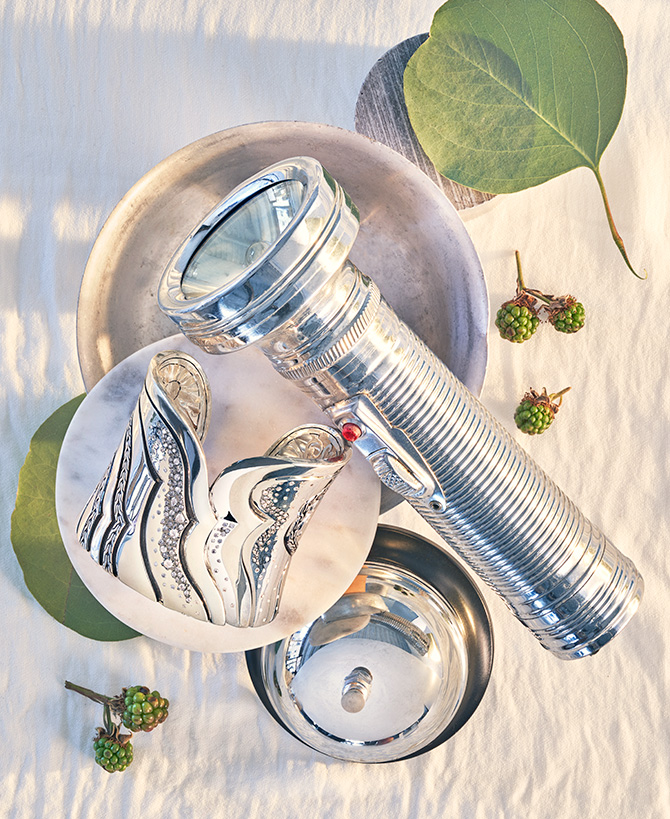John Hardy silver cuff