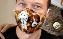 Manos Phoundoulakis mask