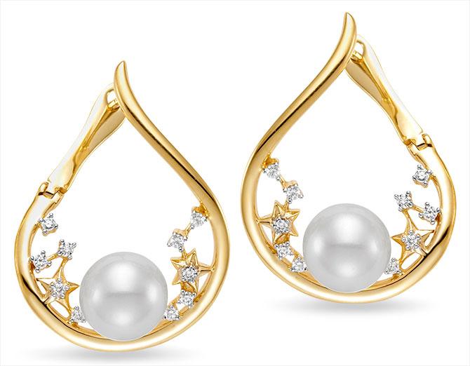 Mastoloni Sorrento twinkle pearl drops