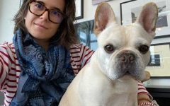 Mirta de Gisbert Frenchie Instagram