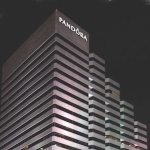 Pandora building