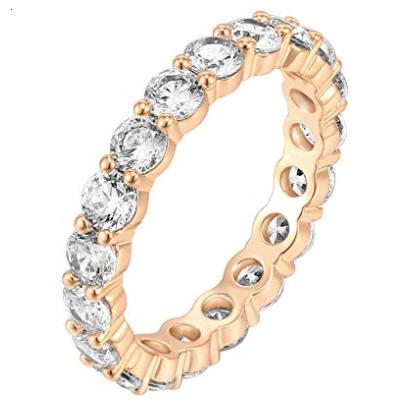 Pavoi rose gold ring