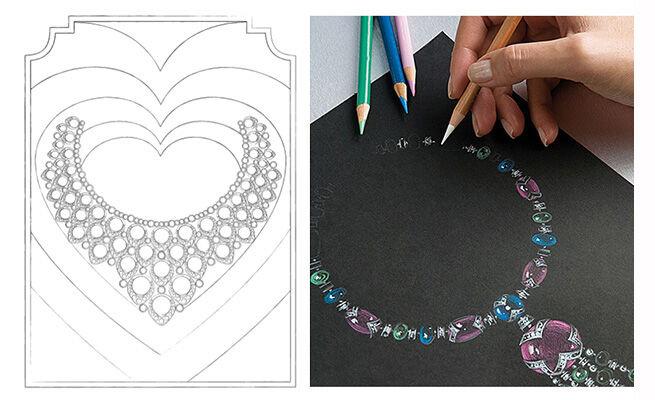 Bulgari coloring book image
