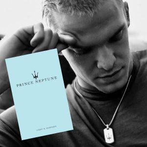 Cody Simpson book and portrait
