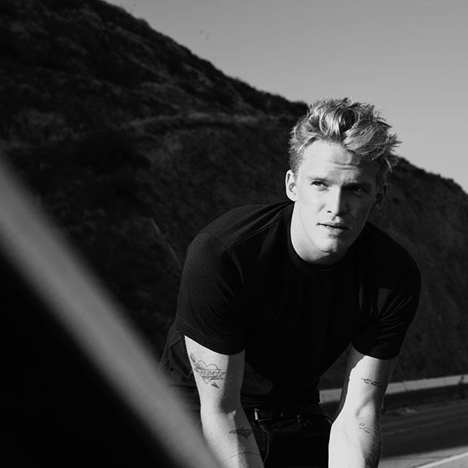 Cody Simpson portrait