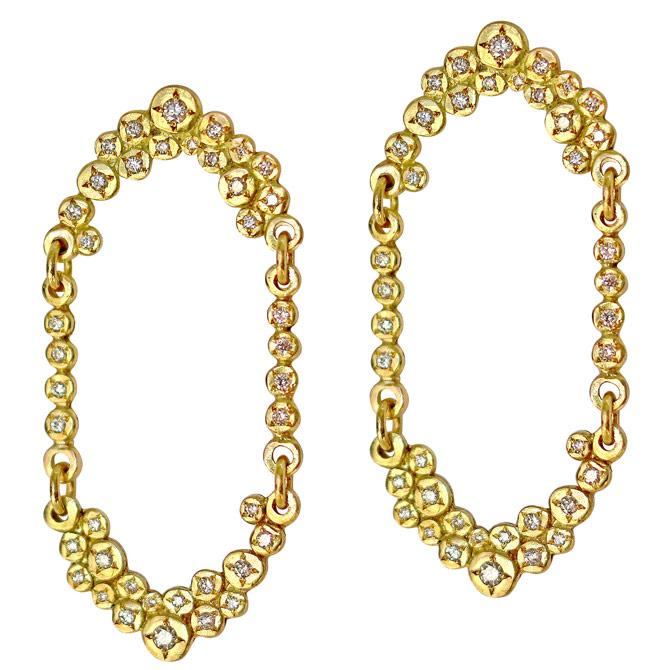 Chandally Myrrh earrings