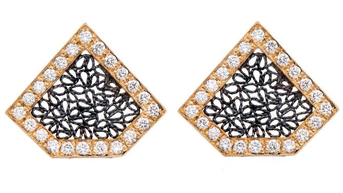Chandally Shield earrings