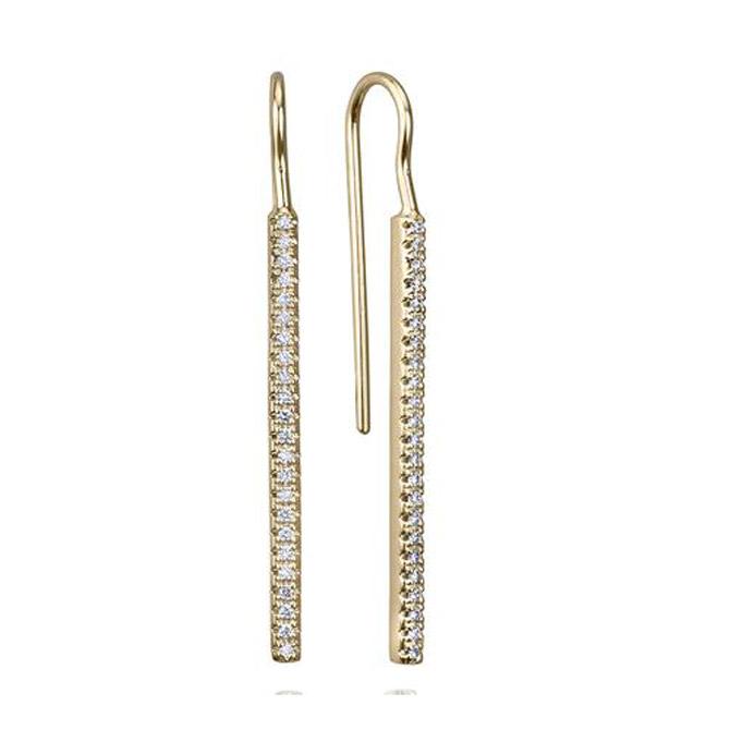 Lafia Jewellery french hook earrings