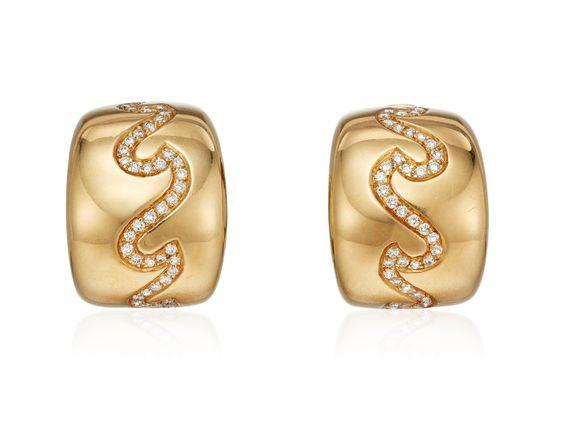 Lot 149 Van Cleef Arpels earrings