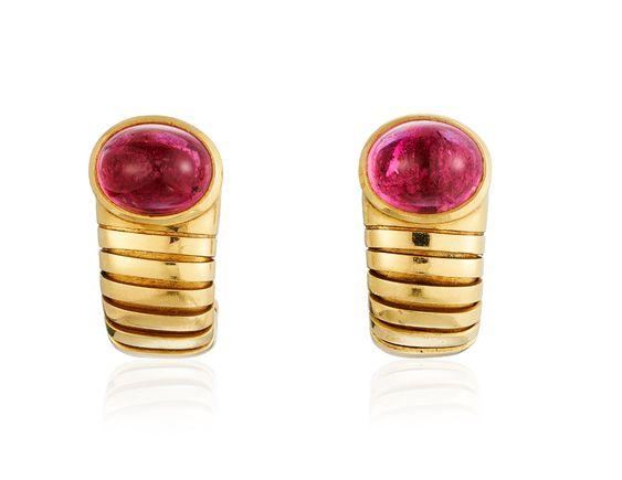 Lot 47 Bulgari earrings