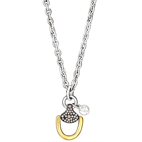 Vincent Peach Churchill Downs necklace