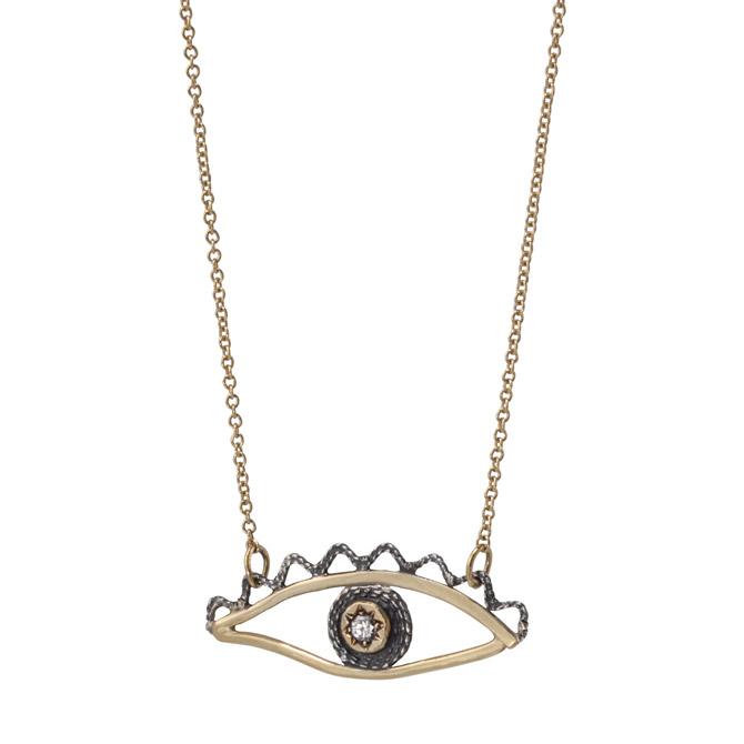 Chandally Eye necklace