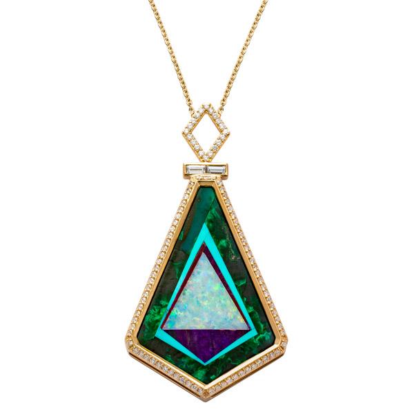 Jenny Dee Totem Protection pendant