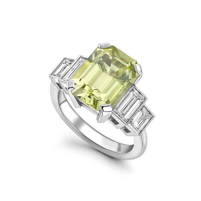 Theo Fennell chrysoberyl ring