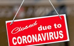 closed coronavirus