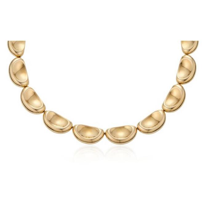 lot 5 VCA gold necklace