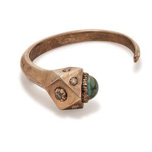 Philip Crangi snake cuff