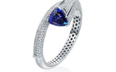 David Gardner tanzanite bracelet