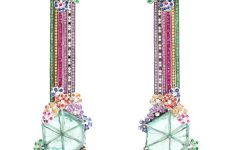 Lydia Courteille Nuevo Mundo earrings