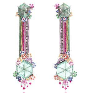 Lydia Courteille Nuevo Mundo earrings