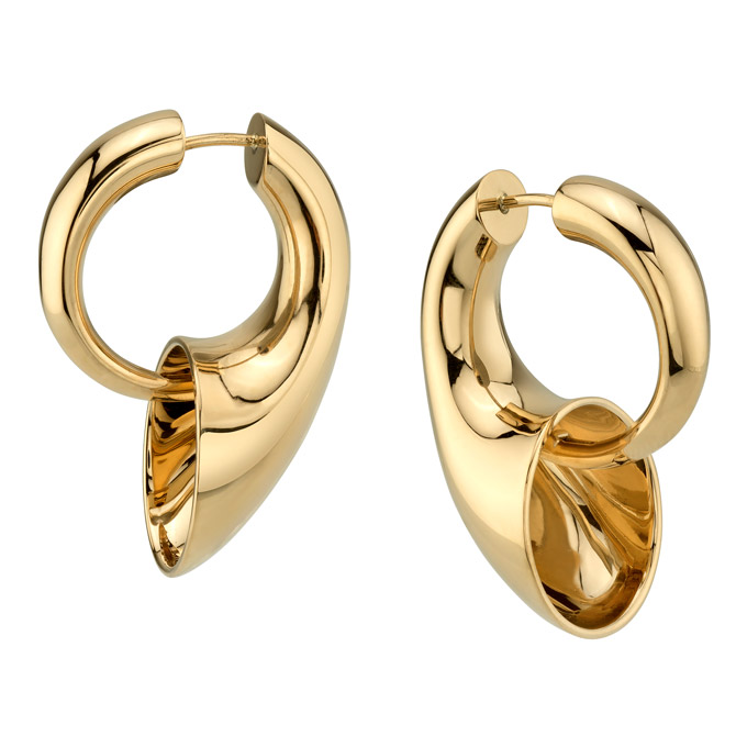 Vram Sine earrings