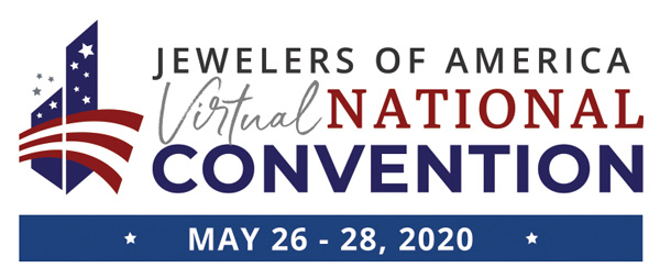 JA's Virtual National Convention logo