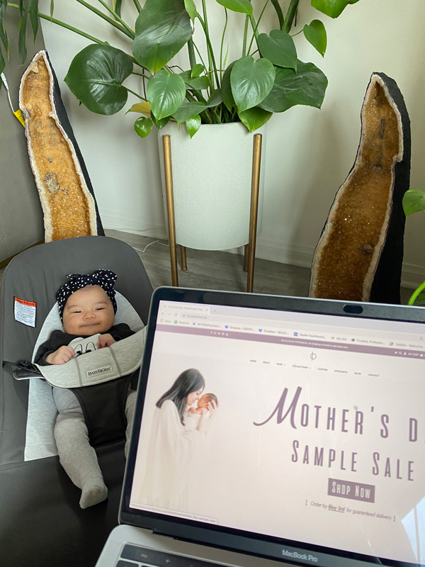 Jenifer Thai baby