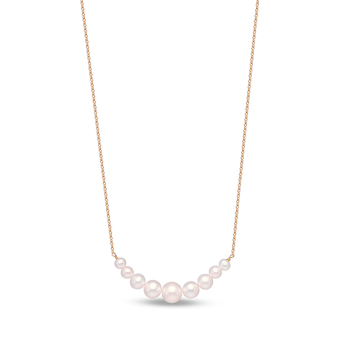 Mastoloni pearl necklace