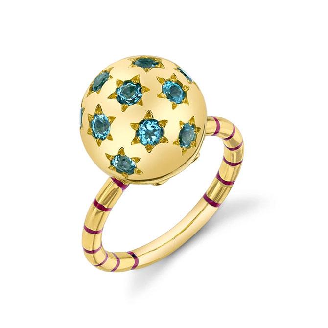 Sarah Hendler ring