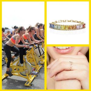 Soul Cycle jewelry collectio