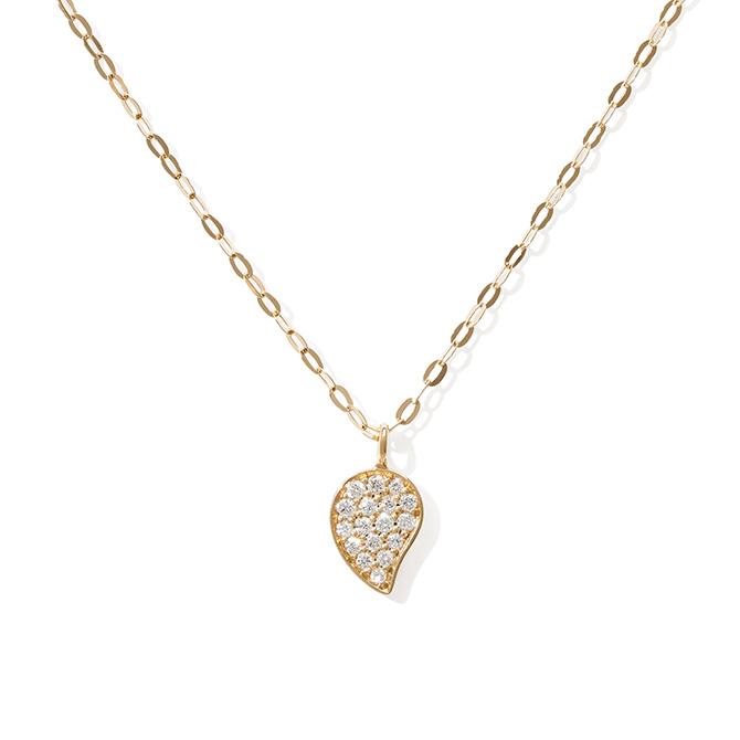 Tamara Comolli diamond pendant