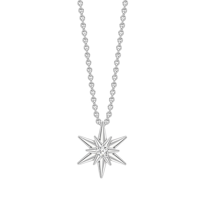 Theo Fennell Star necklace