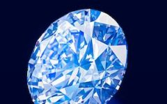 fluorescent diamond