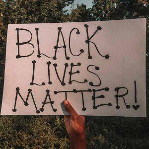 Black Lives Matter JCK photo by Maria Oswalt Unsplash