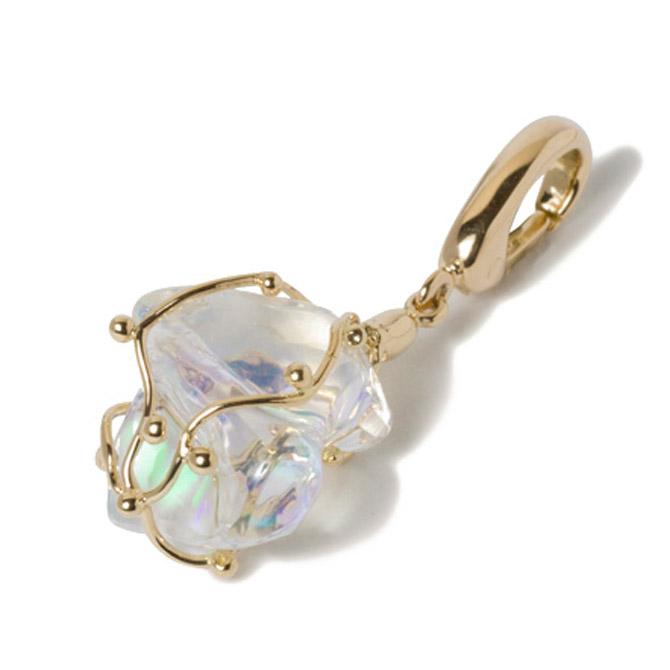 Milamore Kintsugi opal charm