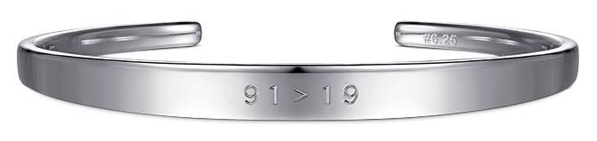 Gabriel and Co 91 19 bracelet