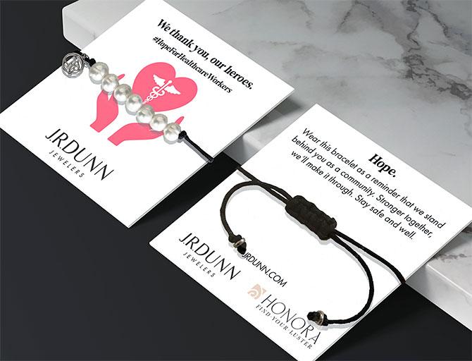 Honora hope bracelet