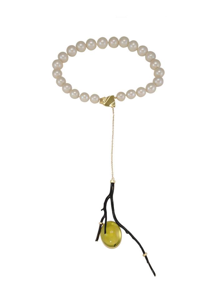 Katerina Marmagioli necklace
