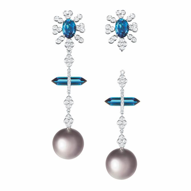 Nadiine Aysoy earrings
