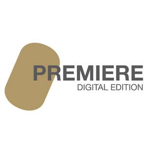 OroArezzo Premiere digital edition contest logo