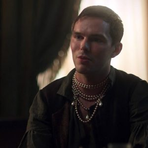 Nicholas Hoult on The Great