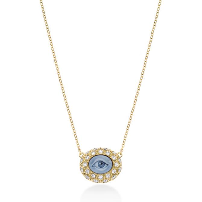 Ana Katarina Eye See necklace