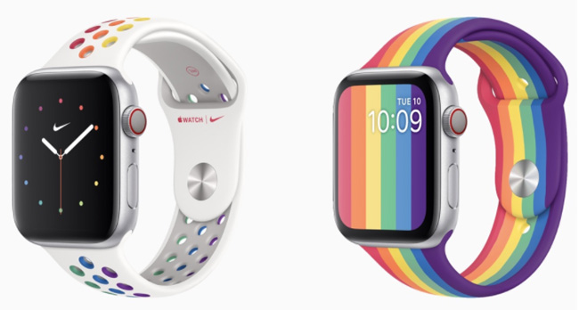 Pride watches Apple