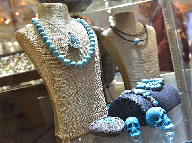 turquoise at JIS