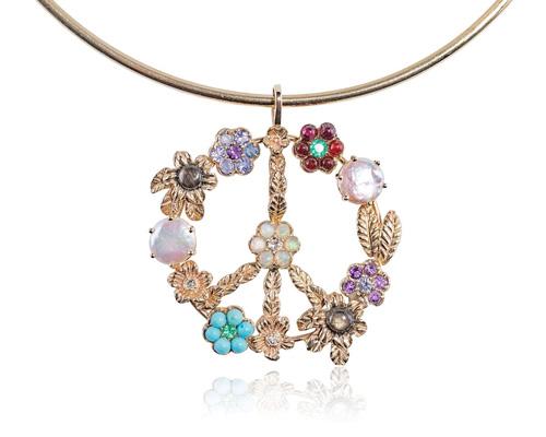 Amanda Jaron necklace