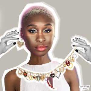 Cynthia Erivo for Muse Showroom