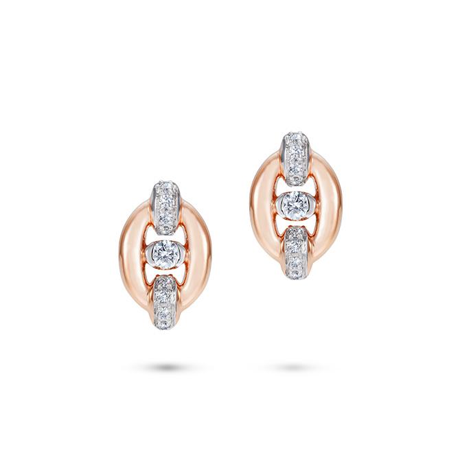 Nadine Aysoy diamond studs