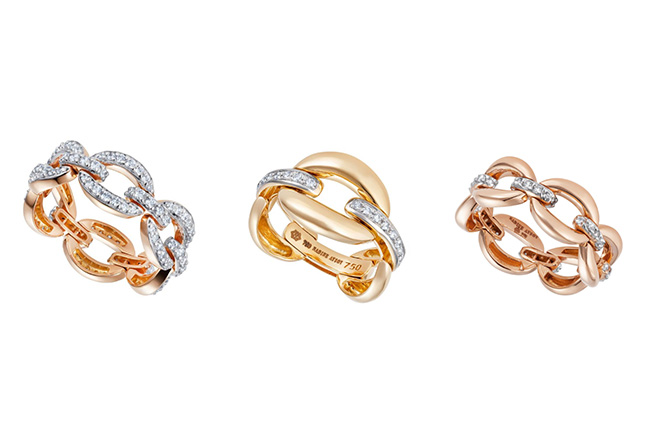 Nadine Aysoy rings