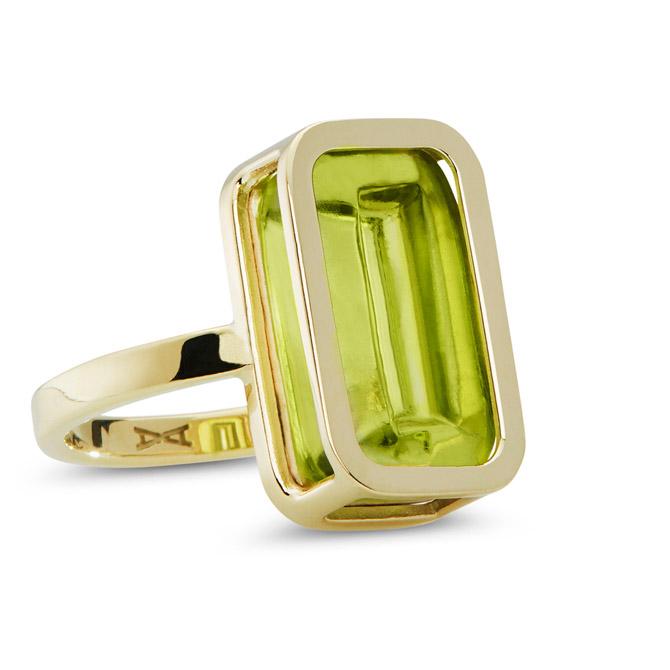Alina Abegg Apple Pfefferminz ring