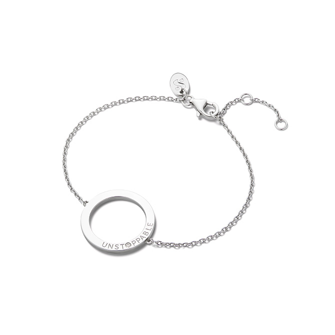 Serena Williams Unstoppable collection bracelet